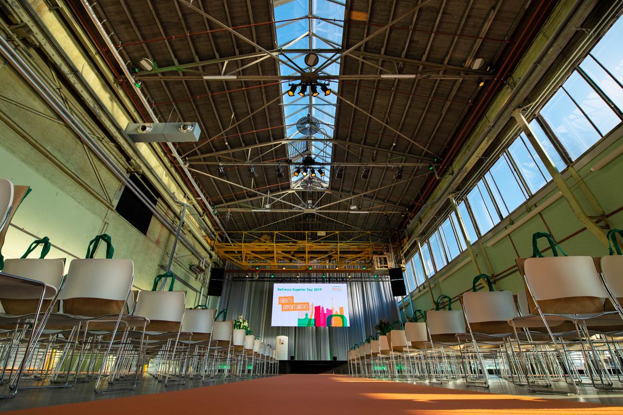 Eventfotograaf Onderzeebootloods Rotterdam