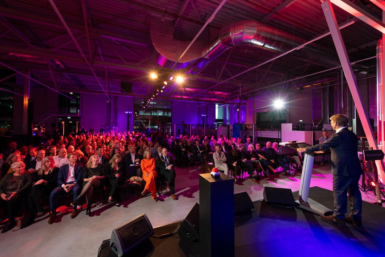 Studio Dijkgraaf event fotograaf bedrijfsfeest rotterdam