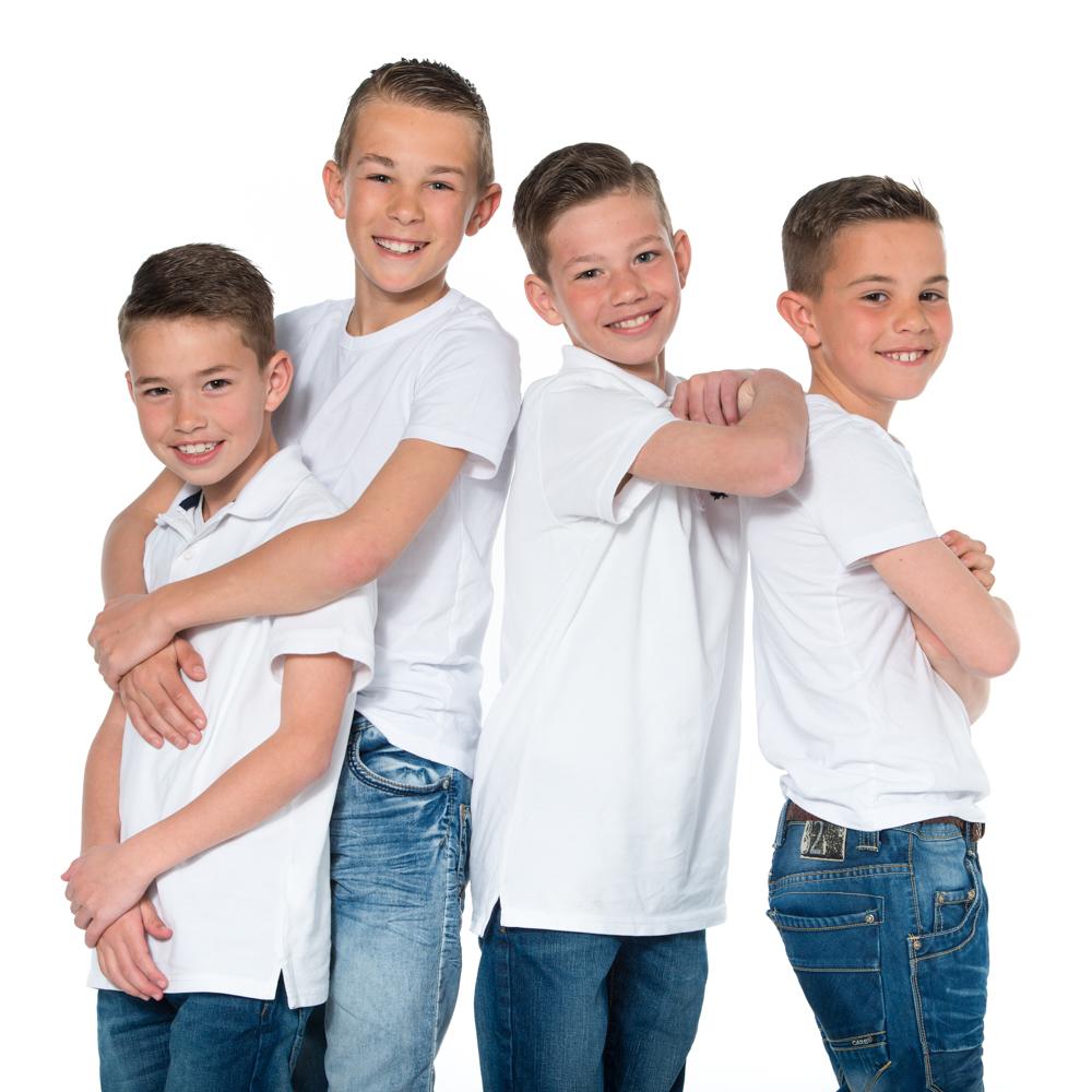 Studio Dijkgraaf foto kinderen fotostudio rotterdam familiefoto